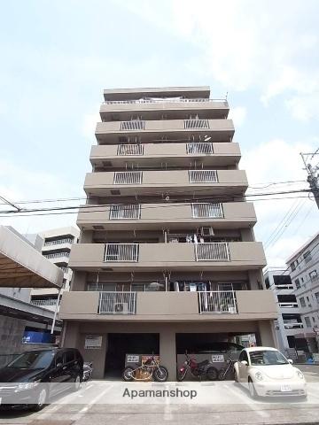 愛知県名古屋市中区、山王駅徒歩15分の築22年 8階建の賃貸マンション