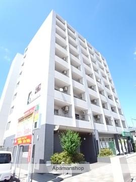 愛知県名古屋市中川区、南荒子駅徒歩11分の築8年 9階建の賃貸マンション
