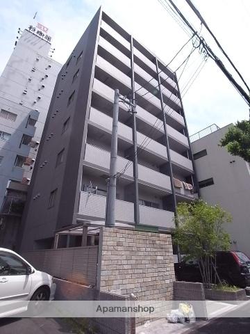 愛知県名古屋市中区、金山駅徒歩8分の築8年 8階建の賃貸マンション