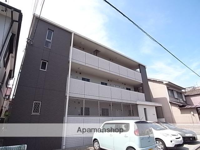 愛知県名古屋市中川区、南荒子駅徒歩15分の築9年 3階建の賃貸マンション