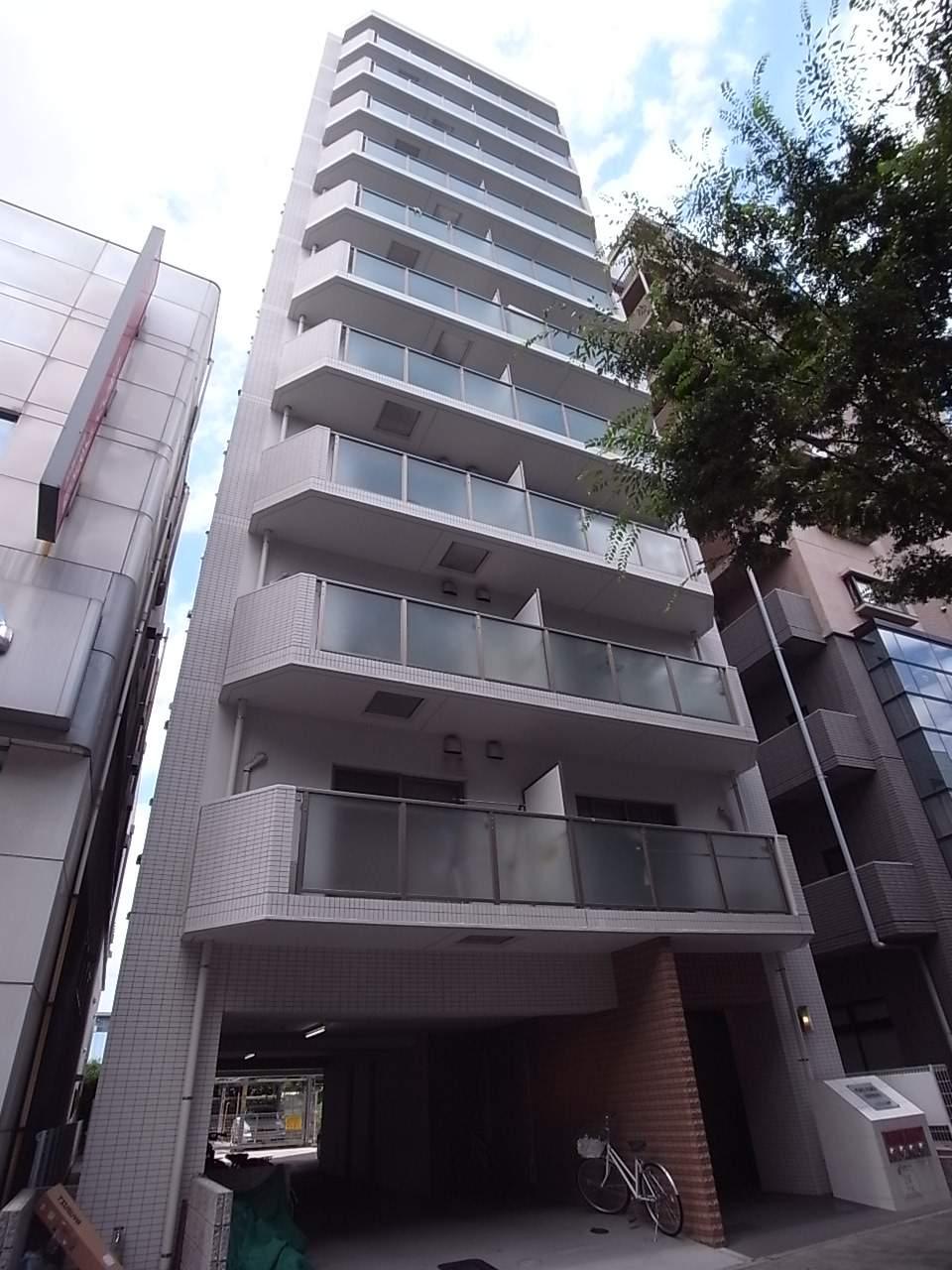 愛知県名古屋市瑞穂区、熱田駅徒歩13分の築9年 11階建の賃貸マンション