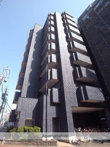 愛知県名古屋市中川区、金山駅徒歩12分の築13年 9階建の賃貸マンション