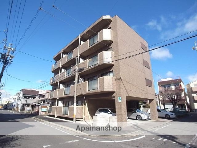 愛知県名古屋市中川区、尾頭橋駅徒歩14分の築21年 4階建の賃貸マンション