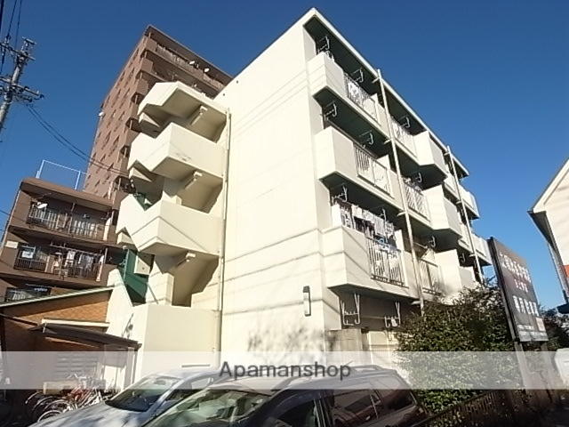 愛知県名古屋市熱田区、西高蔵駅徒歩14分の築11年 4階建の賃貸マンション