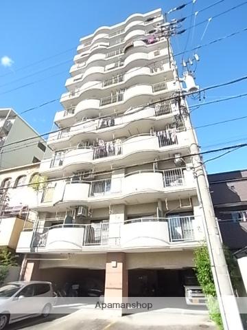 愛知県名古屋市熱田区、日比野駅徒歩17分の築27年 11階建の賃貸マンション