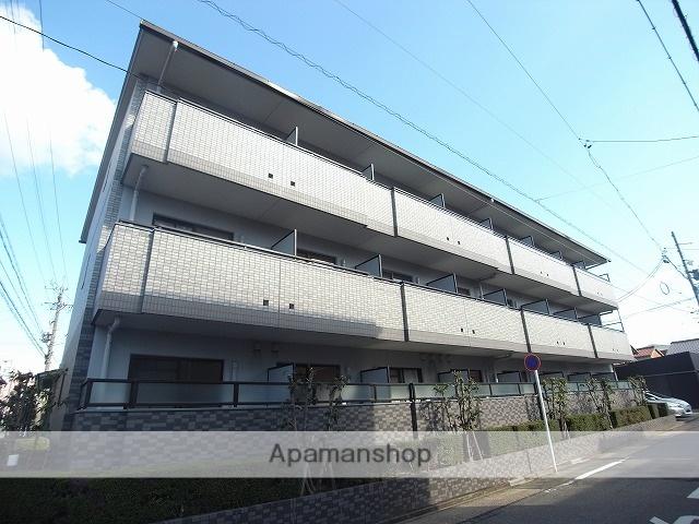 愛知県名古屋市昭和区、荒畑駅徒歩11分の築17年 3階建の賃貸マンション