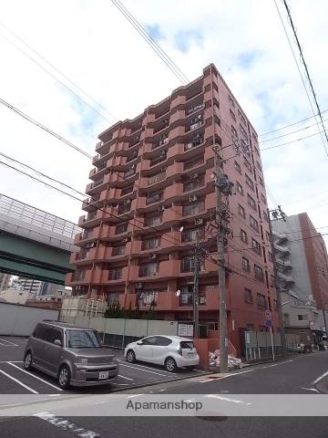 愛知県名古屋市熱田区、日比野駅徒歩2分の築34年 11階建の賃貸マンション