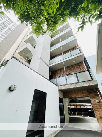 愛知県名古屋市中区、東別院駅徒歩4分の築12年 6階建の賃貸マンション
