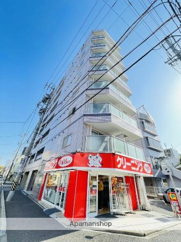 愛知県名古屋市中区、山王駅徒歩11分の築13年 8階建の賃貸マンション