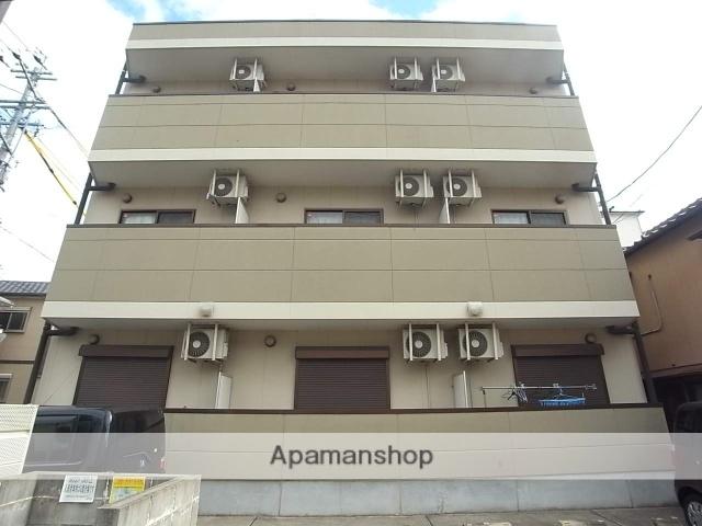 愛知県名古屋市熱田区、日比野駅徒歩12分の築8年 3階建の賃貸マンション