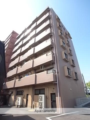 愛知県名古屋市熱田区、神宮前駅徒歩14分の築28年 7階建の賃貸マンション