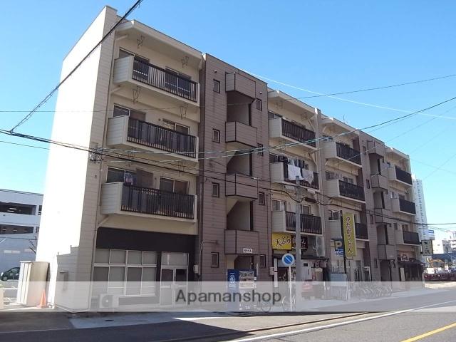 愛知県名古屋市中区、金山駅徒歩12分の築45年 4階建の賃貸マンション
