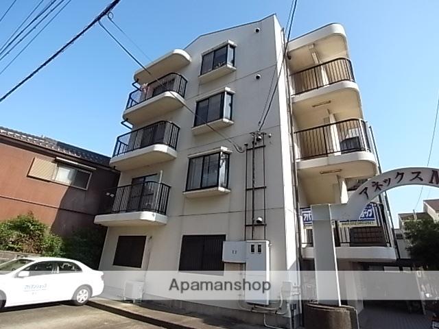 愛知県名古屋市中川区、南荒子駅徒歩12分の築26年 4階建の賃貸マンション