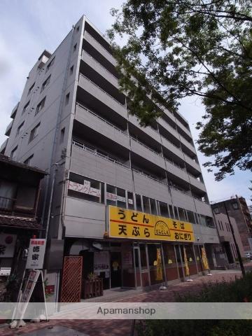 愛知県名古屋市中川区、尾頭橋駅徒歩16分の築27年 7階建の賃貸マンション