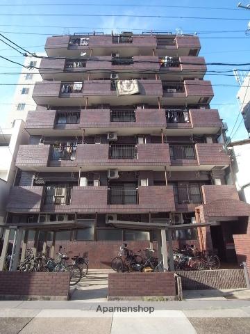 愛知県名古屋市中区、東別院駅徒歩13分の築29年 8階建の賃貸マンション
