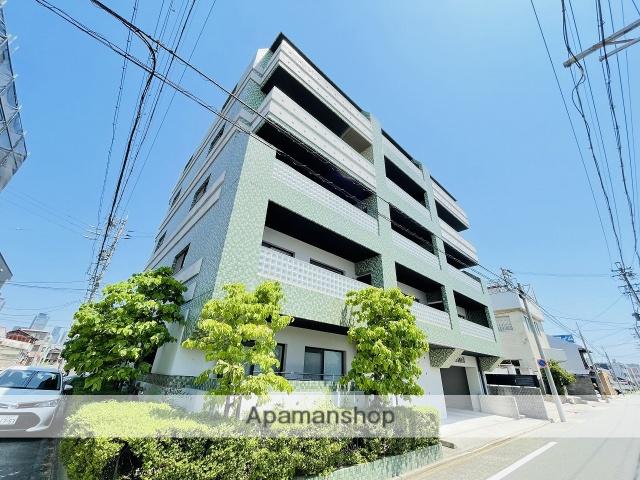 愛知県名古屋市中川区、尾頭橋駅徒歩14分の築15年 5階建の賃貸マンション