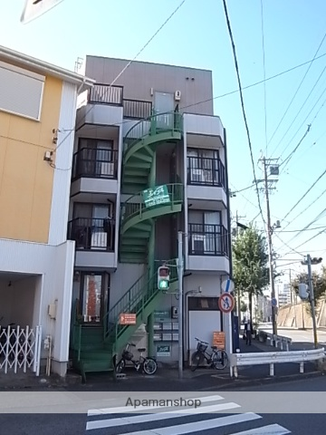 愛知県名古屋市中区、金山駅徒歩5分の築17年 5階建の賃貸マンション