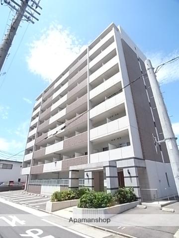 愛知県名古屋市熱田区、尾頭橋駅徒歩16分の築8年 8階建の賃貸マンション