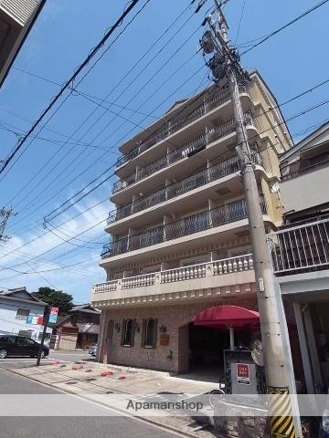 愛知県名古屋市瑞穂区、御器所駅徒歩16分の築16年 6階建の賃貸マンション