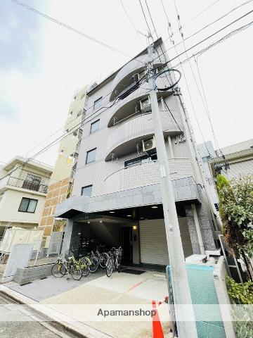 愛知県名古屋市熱田区、神宮前駅徒歩6分の築23年 5階建の賃貸マンション