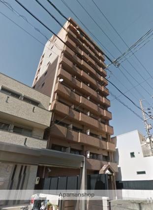 愛知県名古屋市瑞穂区、御器所駅徒歩15分の築23年 11階建の賃貸マンション