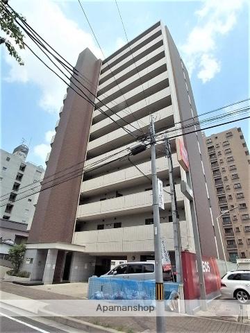 愛知県名古屋市中区、鶴舞駅徒歩13分の築10年 12階建の賃貸マンション
