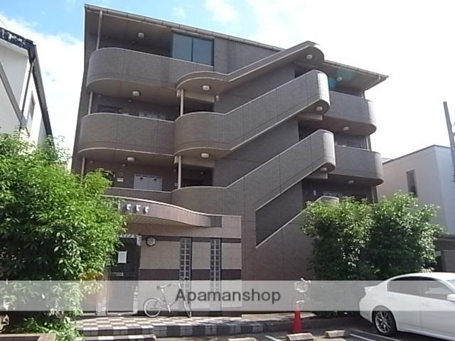 愛知県名古屋市熱田区、日比野駅徒歩20分の築17年 4階建の賃貸マンション