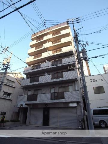 愛知県名古屋市中区、東別院駅徒歩5分の築26年 8階建の賃貸マンション