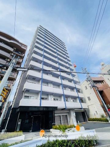 愛知県名古屋市中区、矢場町駅徒歩13分の築10年 14階建の賃貸マンション