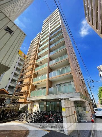 愛知県名古屋市中区、山王駅徒歩12分の築8年 15階建の賃貸マンション