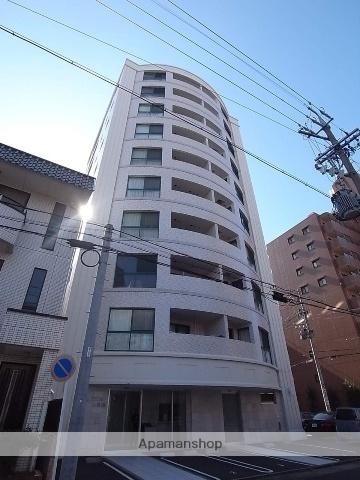 愛知県名古屋市中区、上前津駅徒歩5分の築8年 10階建の賃貸マンション