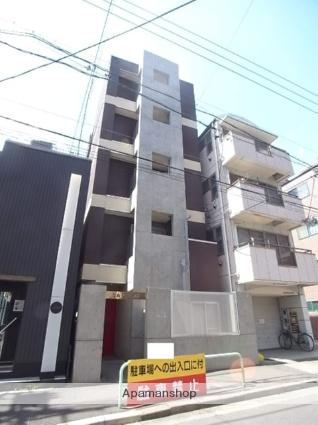 愛知県名古屋市中区、金山駅徒歩7分の築16年 5階建の賃貸マンション