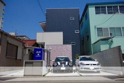 愛知県名古屋市中川区、荒子駅徒歩11分の築4年 2階建の賃貸アパート