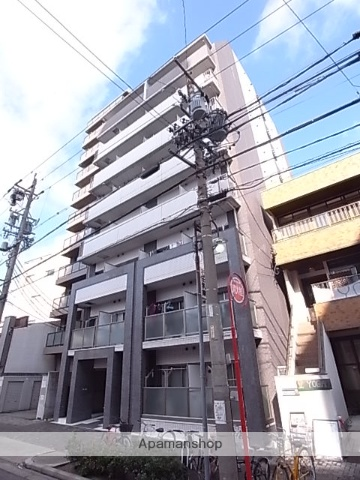 愛知県名古屋市中区、東別院駅徒歩10分の築8年 10階建の賃貸マンション
