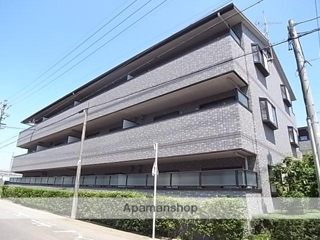 愛知県名古屋市中川区、日比野駅徒歩25分の築17年 3階建の賃貸マンション