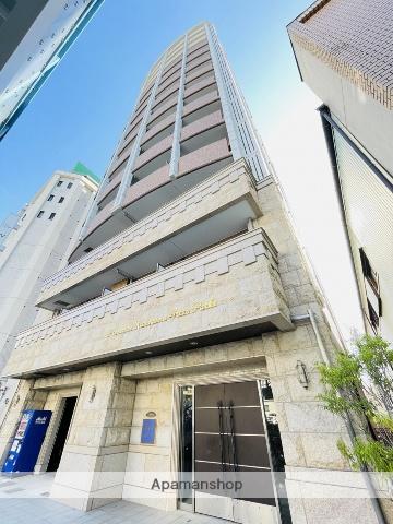 愛知県名古屋市中区、金山駅徒歩6分の築7年 14階建の賃貸マンション