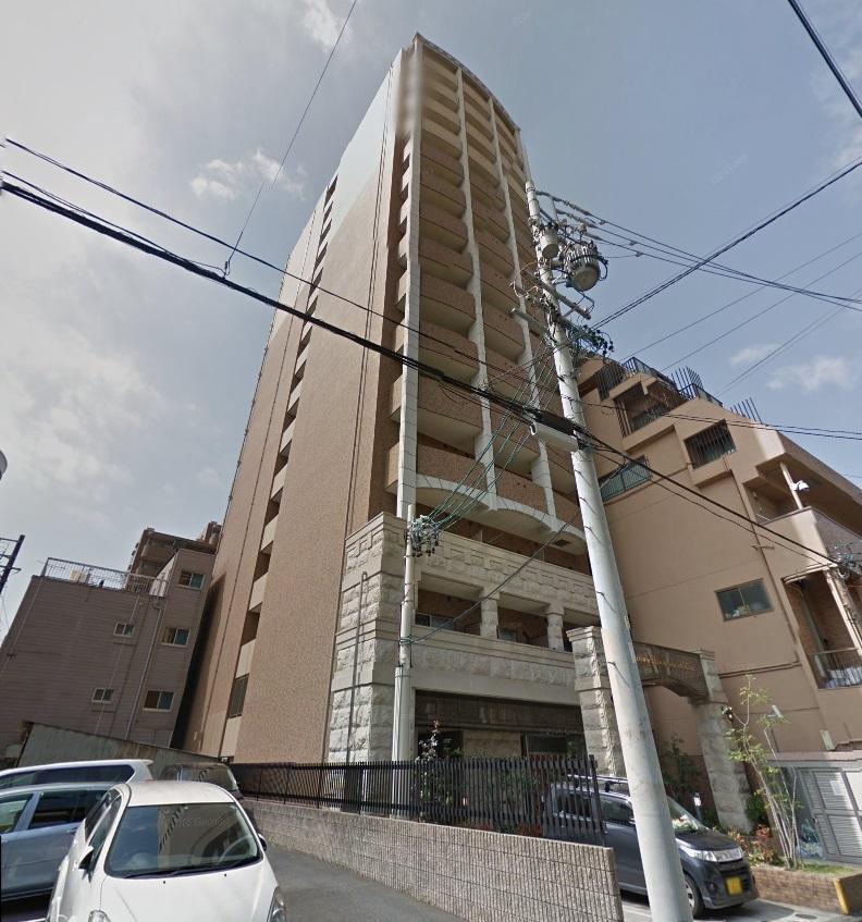 愛知県名古屋市中区、東別院駅徒歩11分の築9年 15階建の賃貸マンション