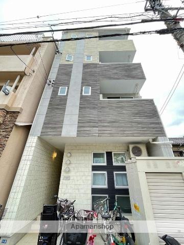 愛知県名古屋市中区、東別院駅徒歩14分の築5年 4階建の賃貸アパート