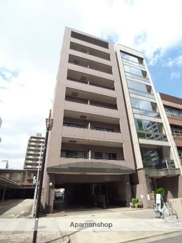 愛知県名古屋市中区、伏見駅徒歩10分の築16年 8階建の賃貸マンション