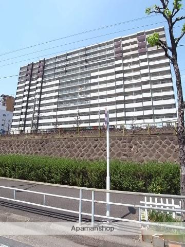 愛知県名古屋市中区、金山駅徒歩3分の築10年 14階建の賃貸マンション