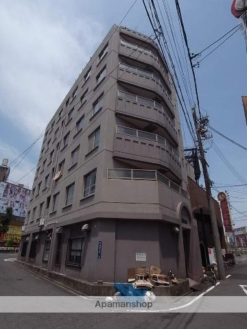 愛知県名古屋市熱田区、東別院駅徒歩14分の築36年 6階建の賃貸マンション