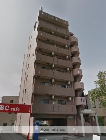 愛知県名古屋市熱田区、熱田駅徒歩8分の築23年 8階建の賃貸マンション