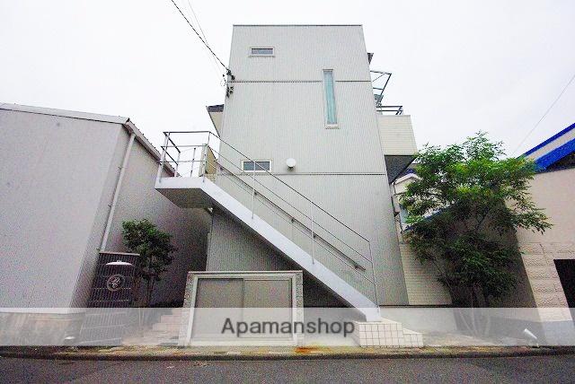 愛知県名古屋市中川区、荒子駅徒歩5分の築8年 2階建の賃貸アパート