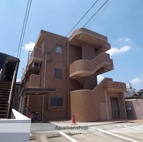 愛知県名古屋市昭和区、東別院駅徒歩11分の築9年 3階建の賃貸マンション