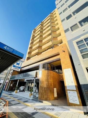 愛知県名古屋市中区、伏見駅徒歩11分の築32年 11階建の賃貸マンション