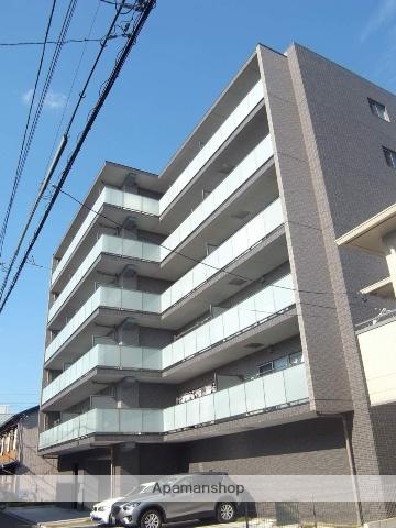 愛知県名古屋市熱田区、西高蔵駅徒歩18分の築3年 6階建の賃貸マンション