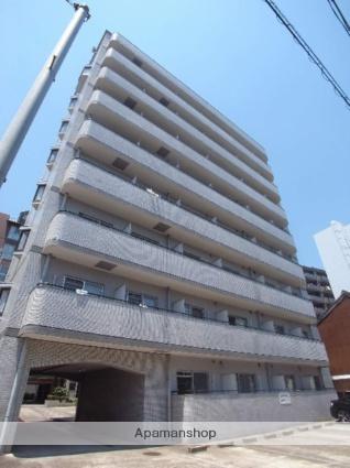 愛知県名古屋市熱田区、東別院駅徒歩14分の築25年 10階建の賃貸マンション