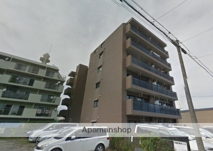 愛知県名古屋市瑞穂区、妙音通駅徒歩9分の築21年 6階建の賃貸マンション