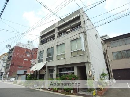 愛知県名古屋市中区、上前津駅徒歩2分の築37年 3階建の賃貸マンション
