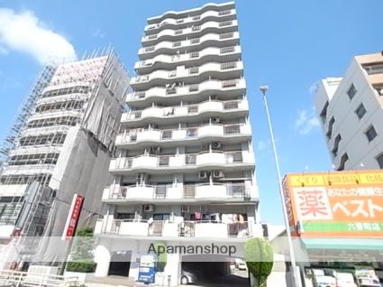 愛知県名古屋市熱田区、日比野駅徒歩16分の築32年 12階建の賃貸マンション